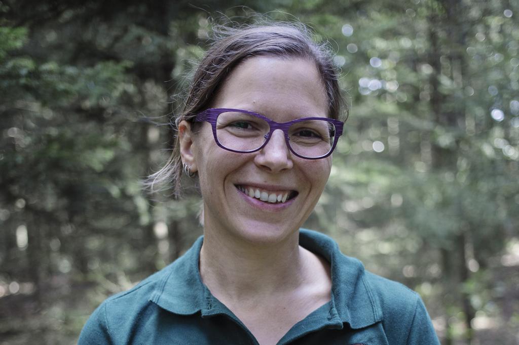 Doris Wimmer, Naturvermittlerin © Katrin Froschauer