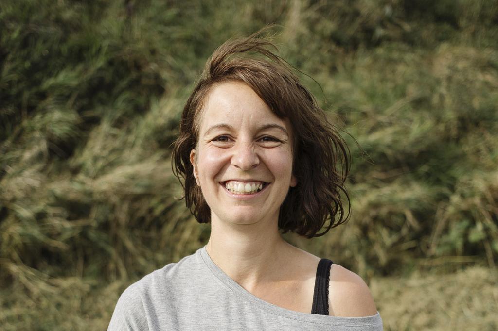 Kornelia Anthofer, Naturvermittlerin © Katrin Froschauer