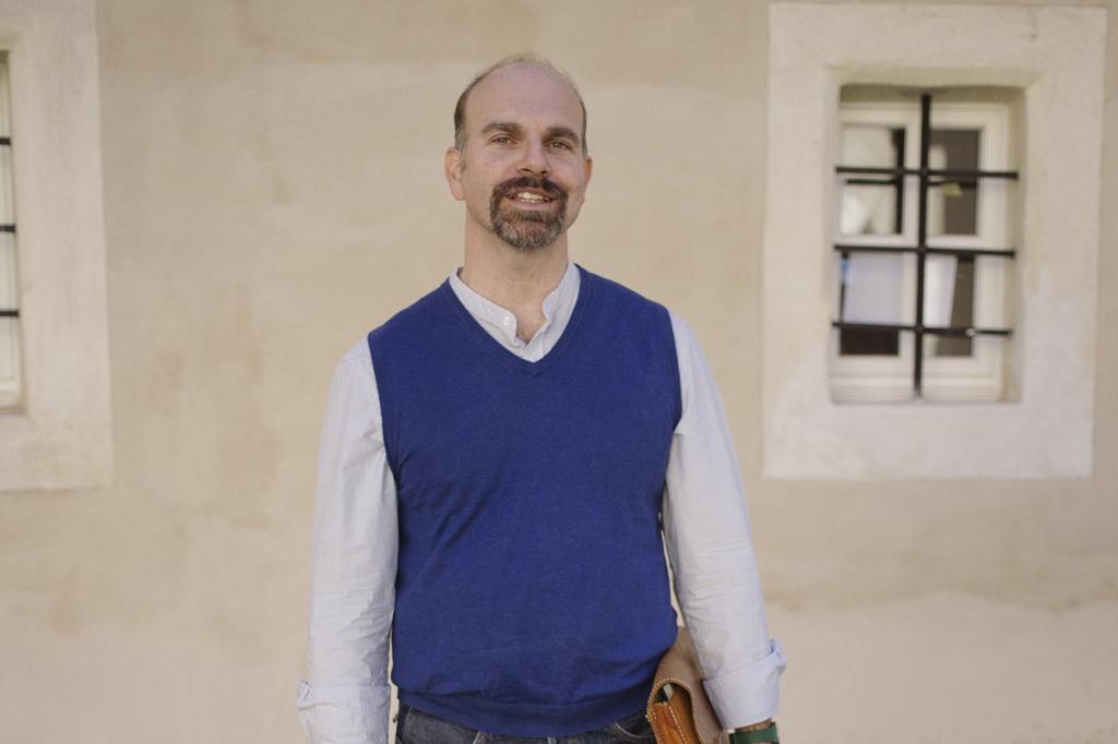 Dr. Andreas Zajic © Katrin Froschauer