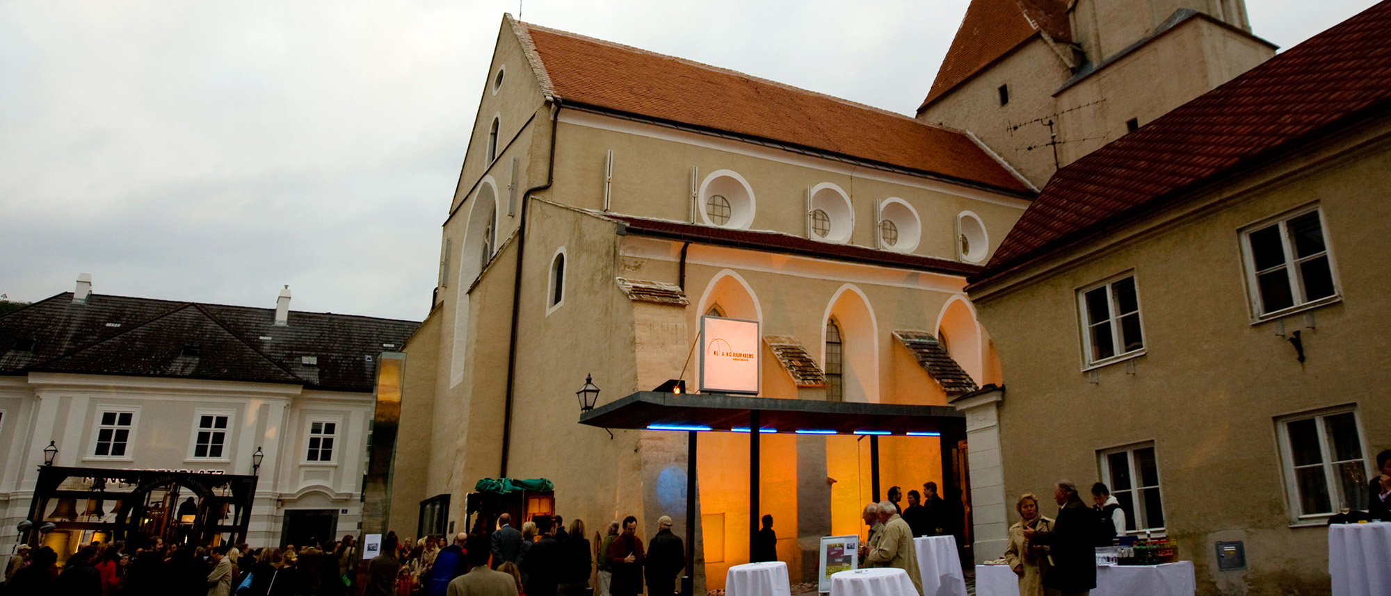 Minoritenkirche Krems © Helmut Lackinger