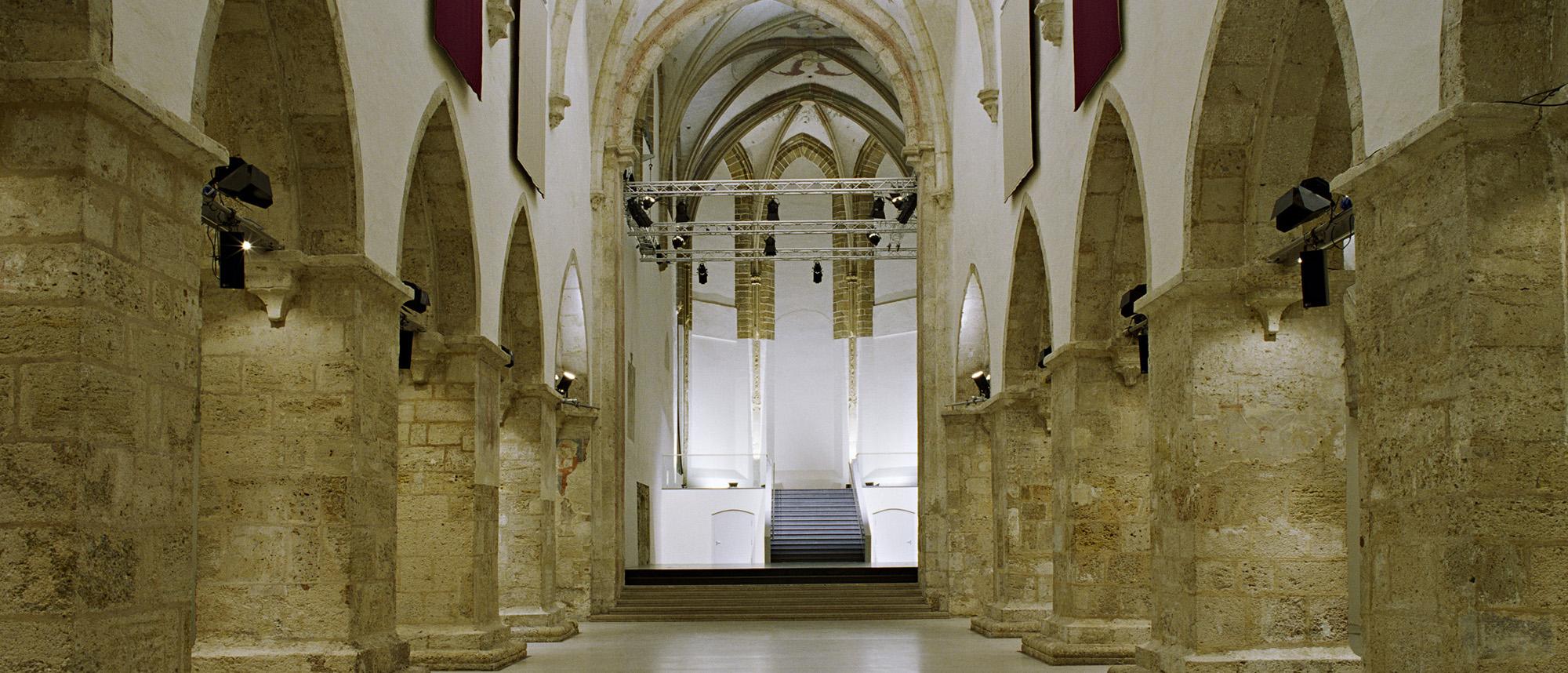 Minoritenkirche Krems © Herta Hurnaus