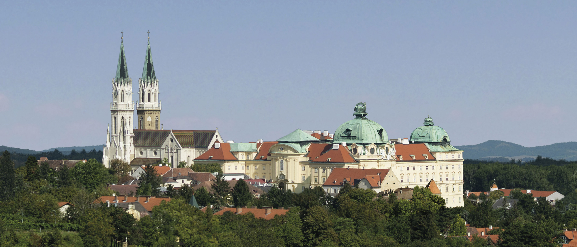 Stift Klosterneuburg © Michael Zechany