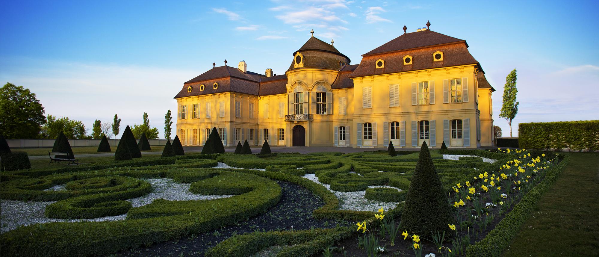 Schloss Niederweiden © Harald Böhm
