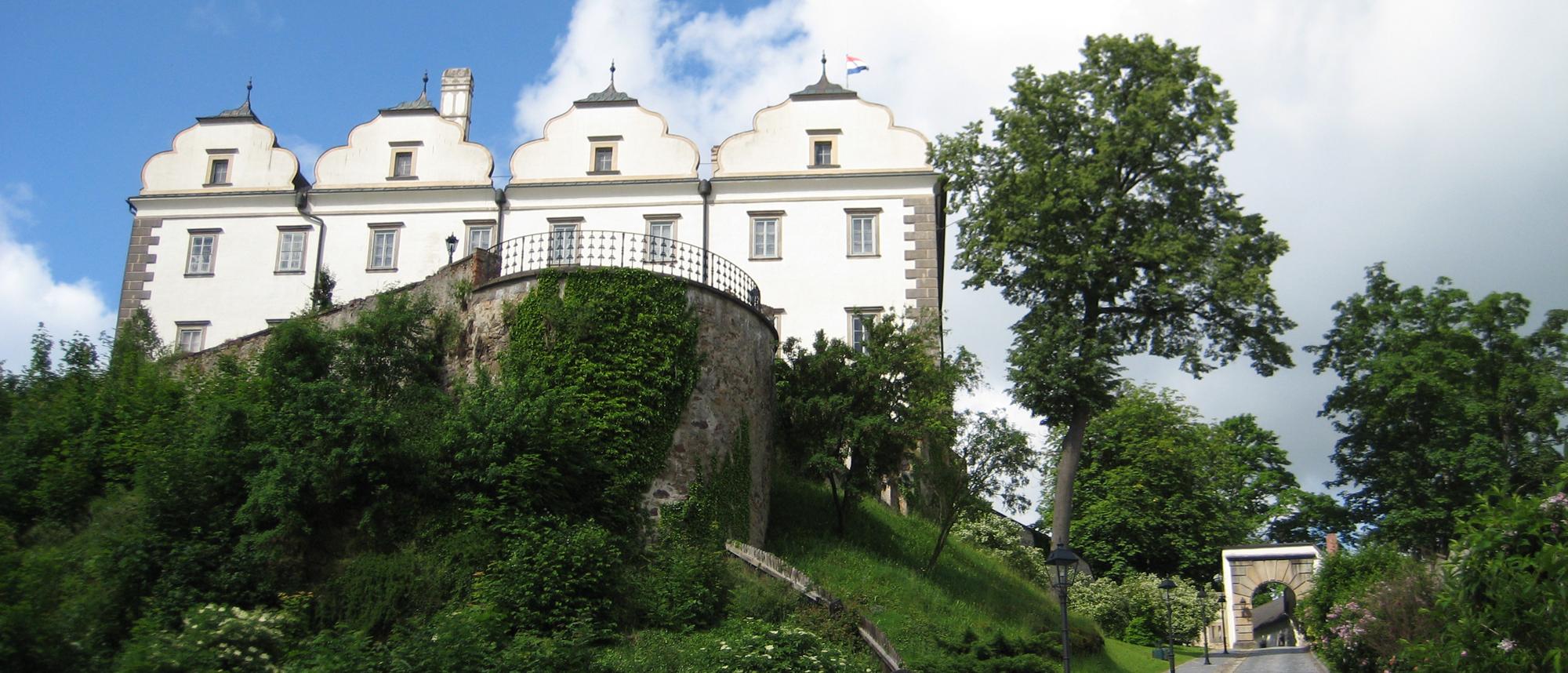 Schloss Weitra © Kulturverein Schloss Weitra