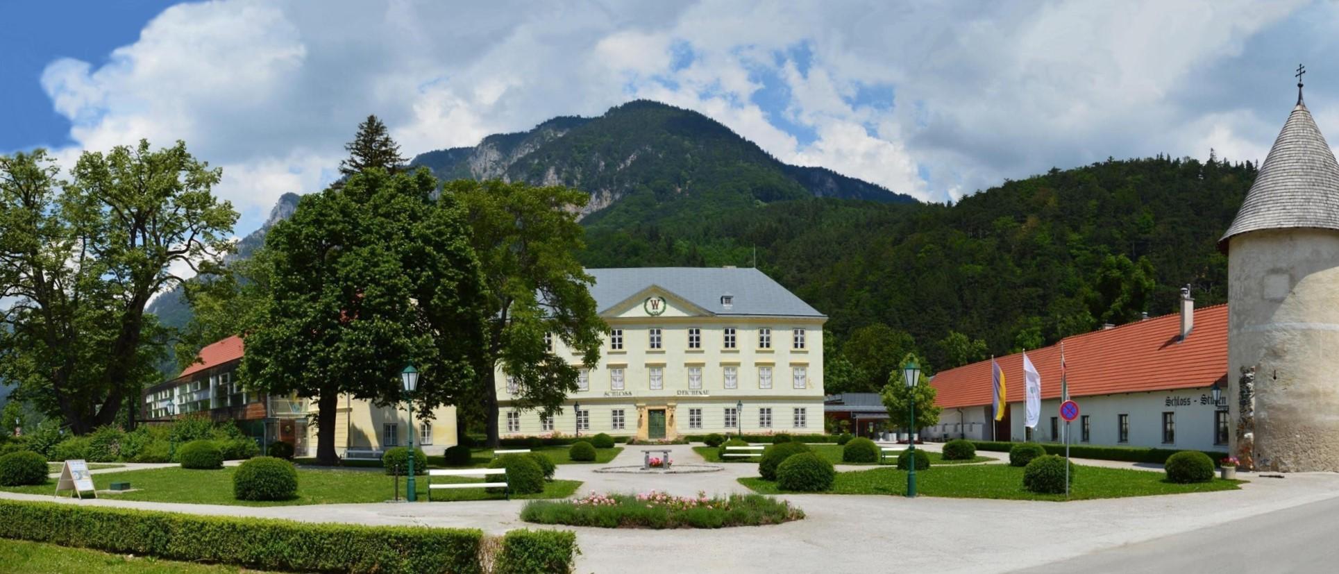 Schlossplatz Reichenau © Marktgemeinde Reichenau