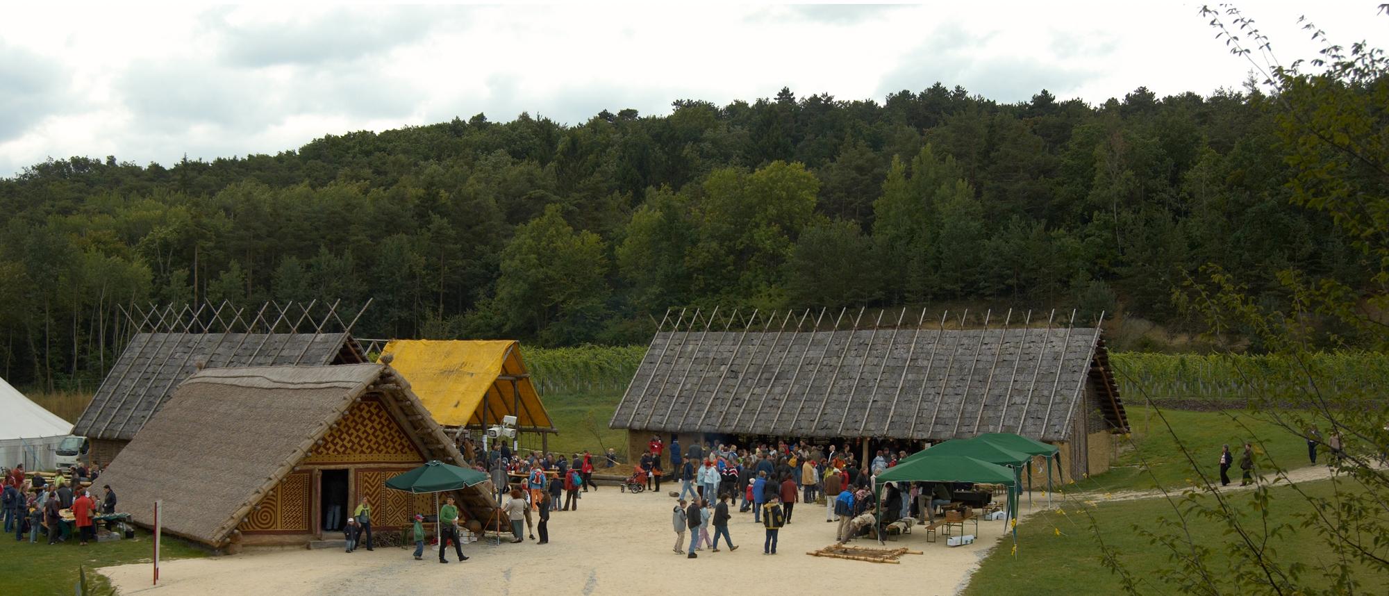 Neolith Dorf © Josef Stefan