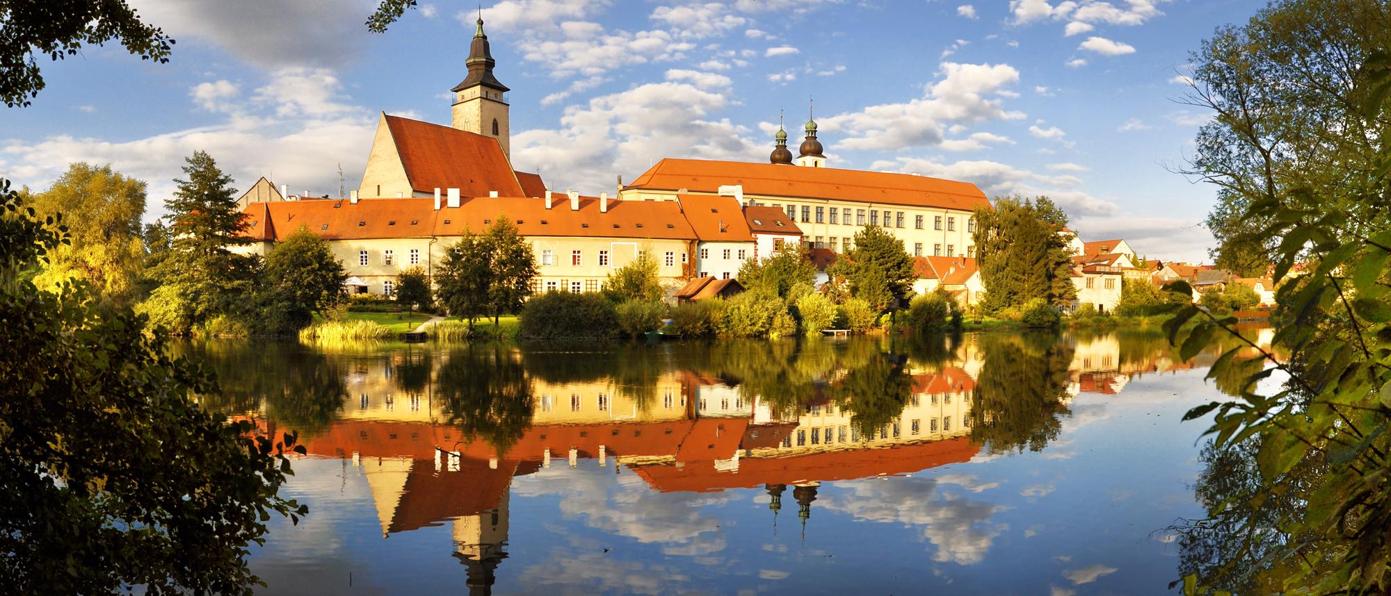 Schloss Telč © Ladislav Renner