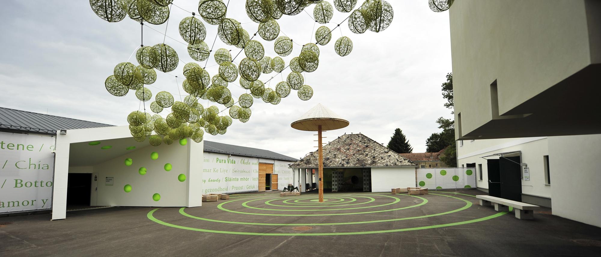 Ausstellungsstandort Poysdorf © Klaus Pichler
